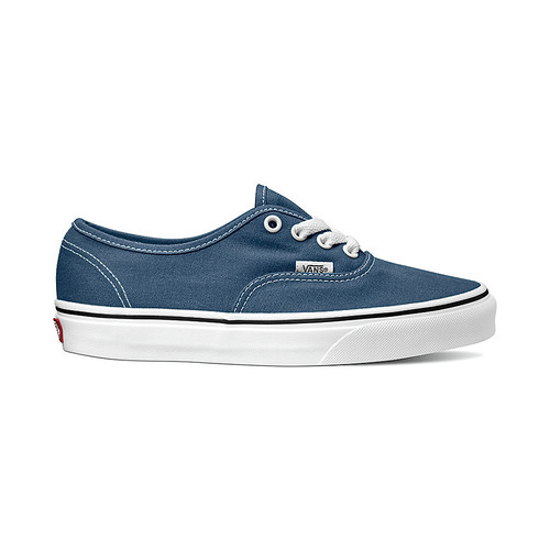 Vans Women's Shoes - Authentic - Vintage Indigo/True White