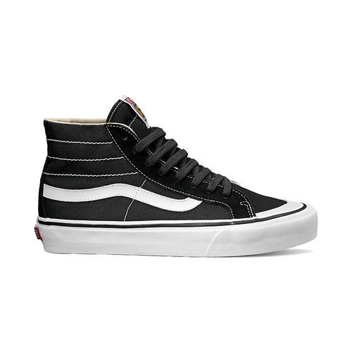 Vans Shoes - Sk8-Hi 138 Decon SF - Black/White