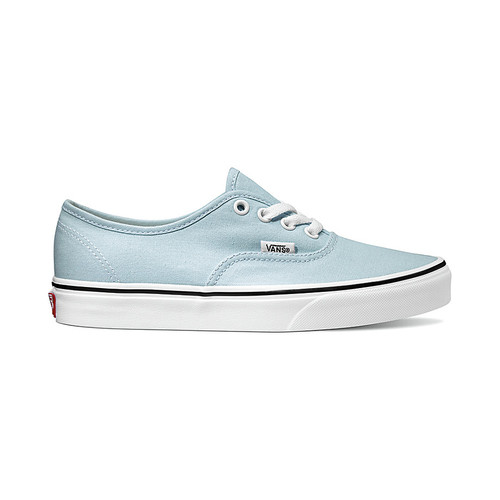 Vans Women's Shoes - Authentic - Baby Blue/True White
