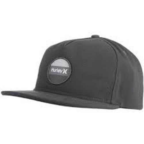 Hurley Hat - Circular - Anthracite/Multi Color
