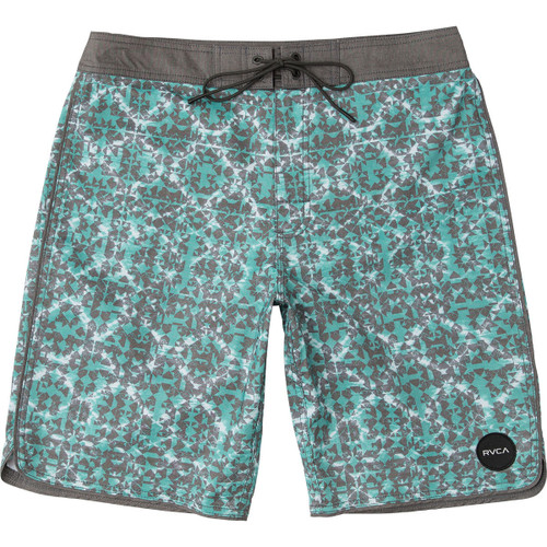 RVCA Boardshort - Sanur Trunk - Light Teal
