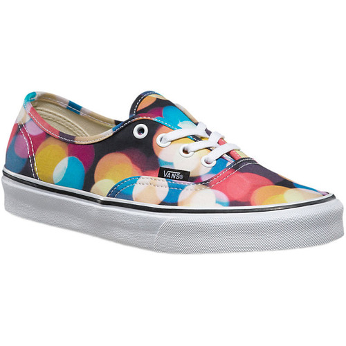 Vans Women's Shoes - Authentic - Flashing Lights