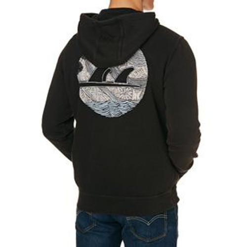 Hurley Hoody - Beach Club Destroy 1945 - Black