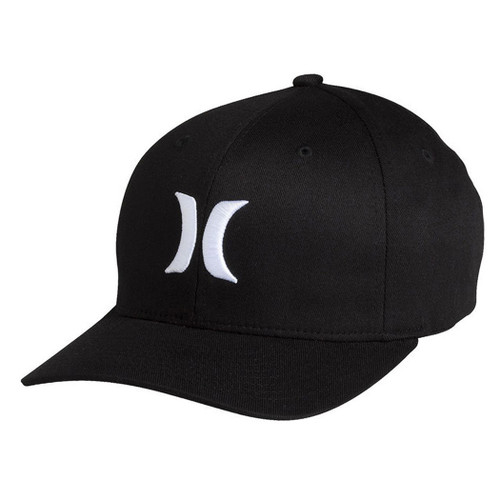 Hurley Hat - One and Only - Black/White1