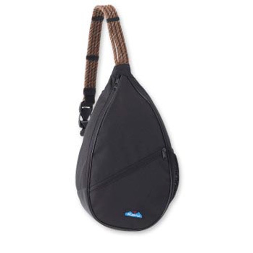 Kavu Women's Backpack - Paxton Pack - Jet Black