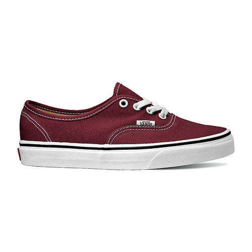 Vans Women's Shoes - Authentic - Burgundy/True