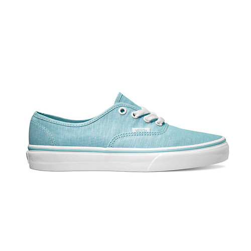 Vans Women's Shoes - Authentic - Blue Radiance/True White