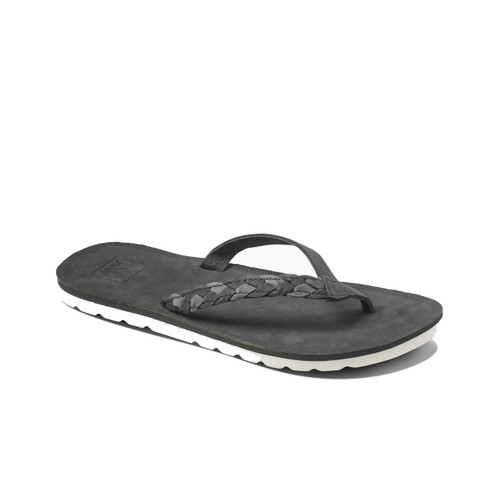 Reef Women's Flip Flops - Reef Voyage Sunset - Charcoal