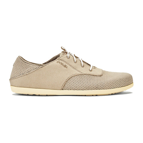 OluKai Women's Shoes - Waialua Lace - Tapa/Tapa