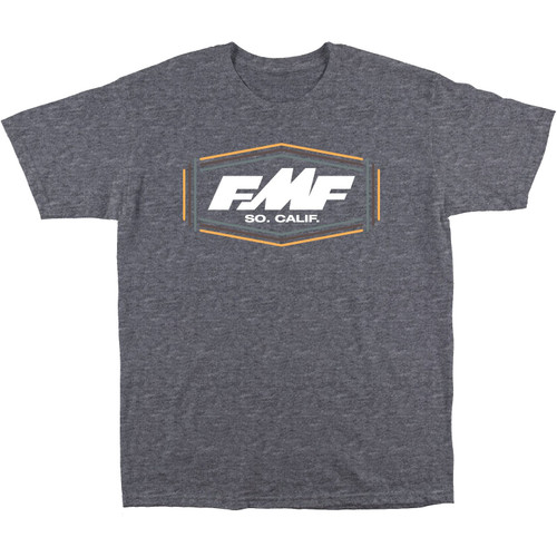 FMF Tee Shirt - Venture - Heather Grey