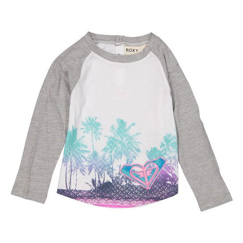 Roxy Shirt - Palmetto LS - Sea Salt