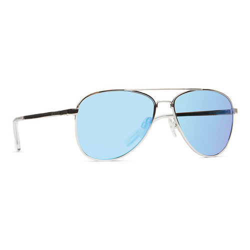 Vonzipper Sunglasses - Statey - Silver/Ice Chrome