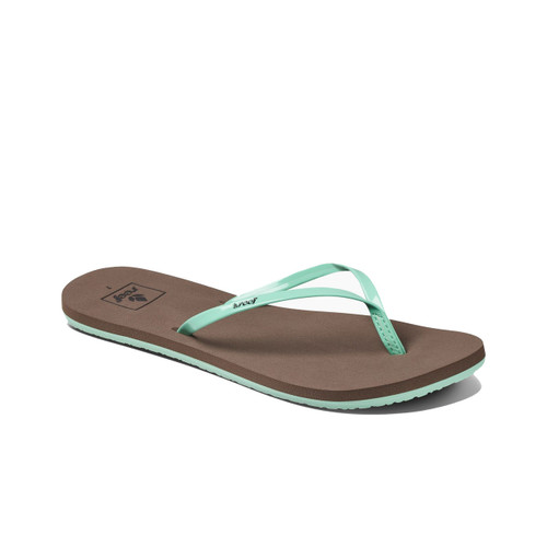 Reef Women's Flip Flops - Reef Bliss - Neon Mint