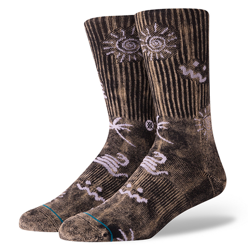 Stance Socks - Wave Snake - Black