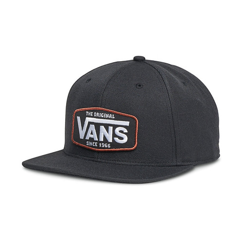 2fbb6457b54083 Vans Hat - Allover It - Black Pit Stop Floral - Surf and Dirt