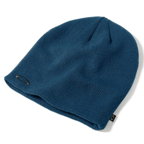 Oakley Beanie - Fine Knit - Dark Blue