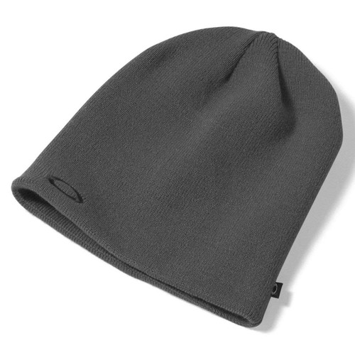 Oakley Beanie - Fine Knit - Forged Iron