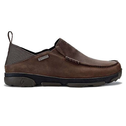 OluKai Shoes - Na'I WP - Espresso/Black