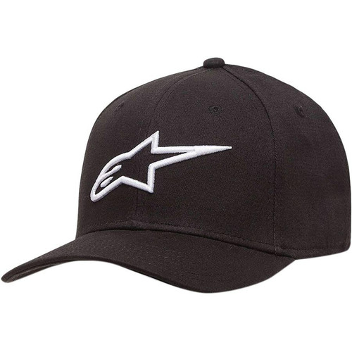 Alpinestars Hat - Ageless Curved - White/Black