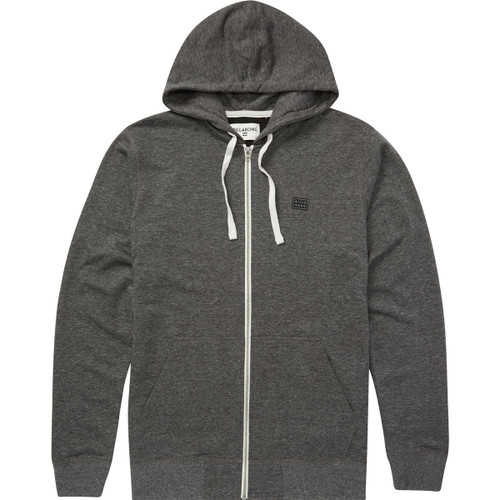 Billabong Hoody - All Day Zip - Black