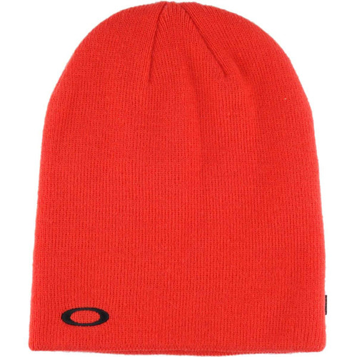 Oakley Beanie - Fine Knit - Poppy Red