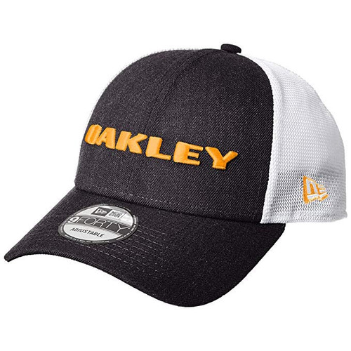 Oakley Hat - Heather New Era - Fathom
