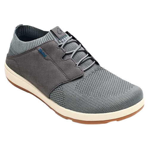 Olukai Shoes - Makia Ulana Kai - Poi/Charcoal