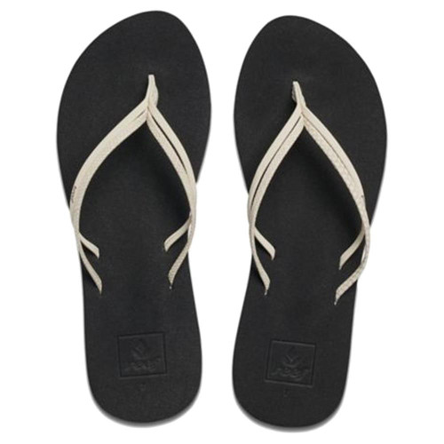 Reef Women's Flip Flops - Double Bliss - Snake
