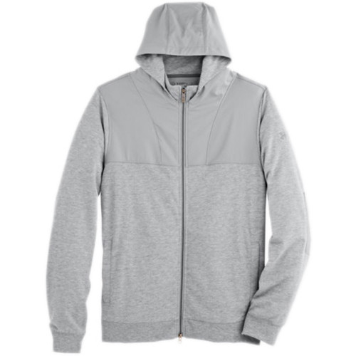 Under Armour Hoody - X-Alt Fz - Gray