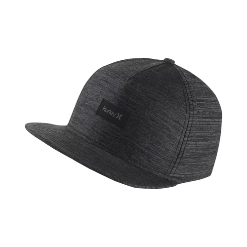 55a25158 Hurley Hat - Dri-Fit Icon 4.0 - Black/Black - Surf and Dirt