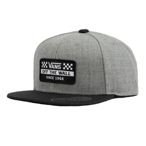 b2784b0e205 Vans Hat - Home Team - Frost Grey - Surf and Dirt