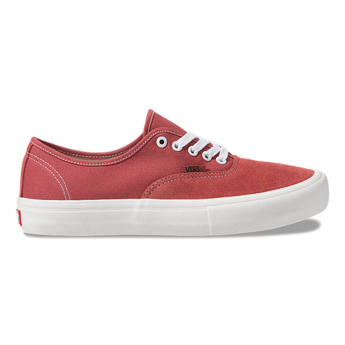 Vans Shoes - Authentic Pro - Mineral Red/Marshmallow