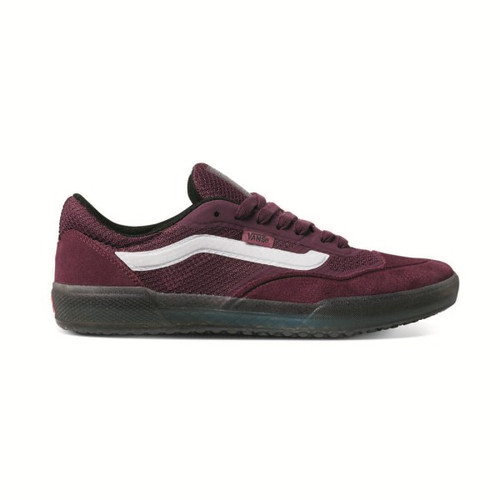 Vans Shoes - Ave Pro - Prune/True White