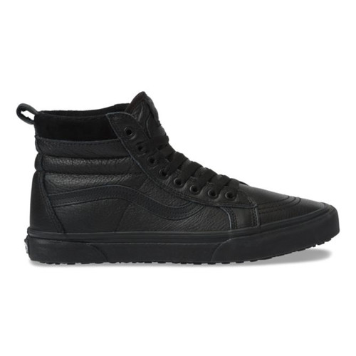 Vans Shoes - Sk8-Hi MTE - Leather/Black