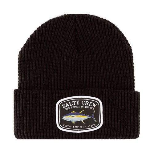 Salty Crew Beanie - Pacific - Black