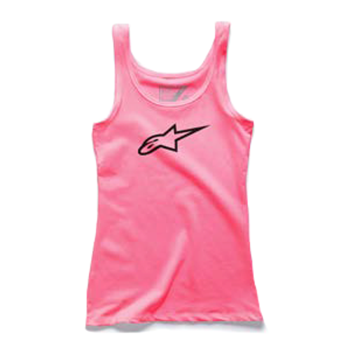Alpinestars Women's Tank Top - Ageless - Pink
