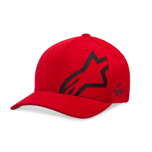 Alpinestars Hat - Corp Shift Sonic Tech - Red/Black