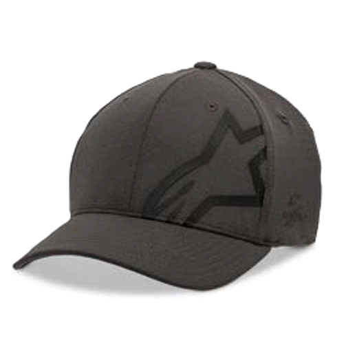 Alpinestars Hat - Corp Shift Sonic Tech - Charcoal/Black
