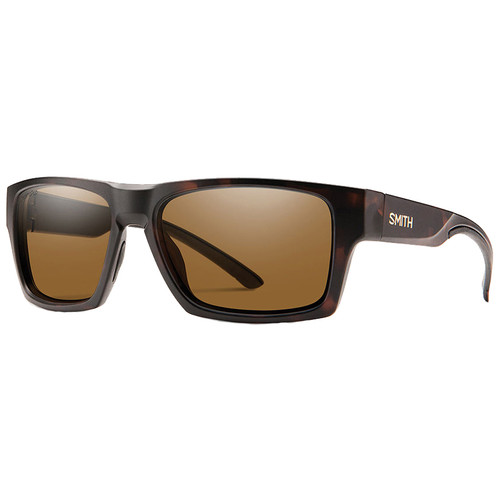 Smith Optics - Outlier 2 - Matte Tortoise/Polarized Brown CP