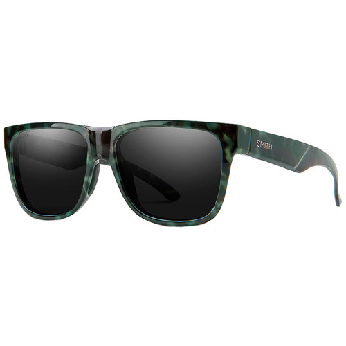 Smith Optics - Lowdown 2 - Camo Tortoise/Polarized Black CP
