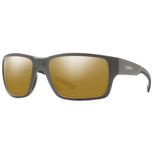 Smith Optics - Outback - Matte Gravy/Polarized Bronze CP