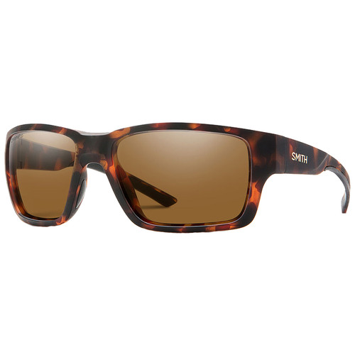 Smith Optics - Outback - Matte Tortoise/Polarized Brown CP