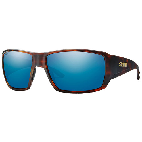 Smith Optics - Guides Choice - Matte Havana/Glass Polarized Blue CP