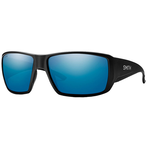 Smith Optics - Guides Choice - Matte Black/Glass Polarized Blue CP