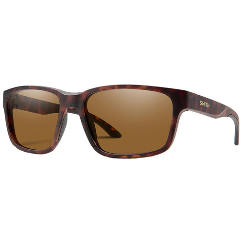 Smith Optics - Basecamp - Matte Tortoise/Polarized Brown CP
