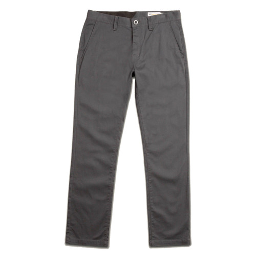 Volcom Pants - Frickin Modern Stretch - Charcoal 2018
