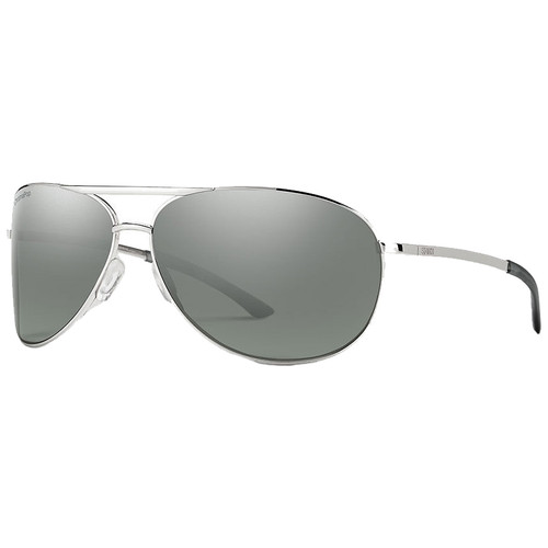 Smith Optics - Serpico 2.0 - Silver/Polarized Platinum CP