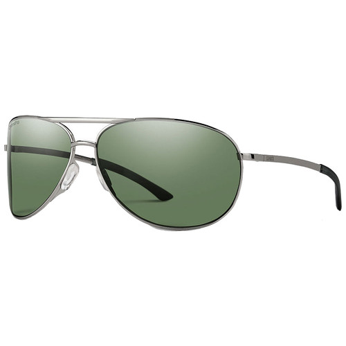 Smith Optics - Serpico 2.0 - Gunmetal/Polarized Grey/Green