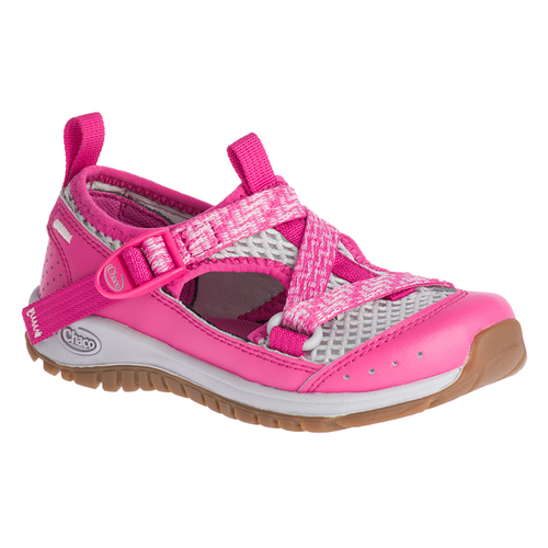 Chaco Kid's Shoe - Odyssey - Pink