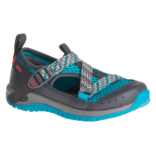 Chaco Kid's Shoe - Odyssey - Teal